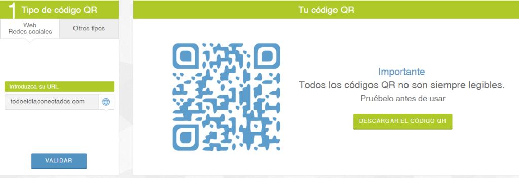 codigo QR 2