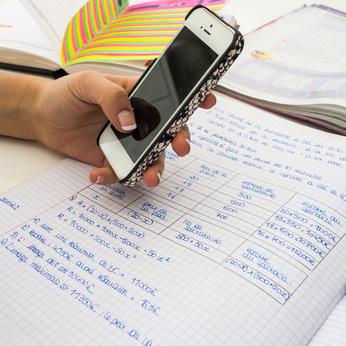 deberes y smartphone